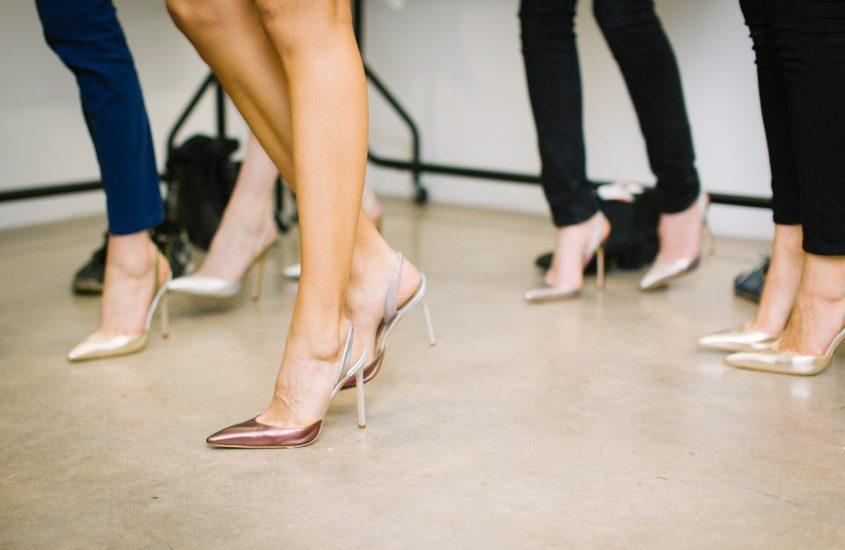 Høje hæle – evigt populære